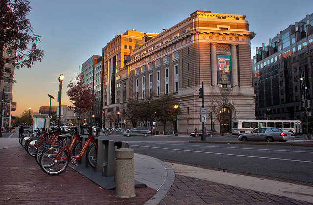 washington dc bikes