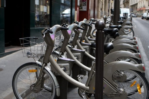 Edinburgh Considering Electric Bikes Share Scheme