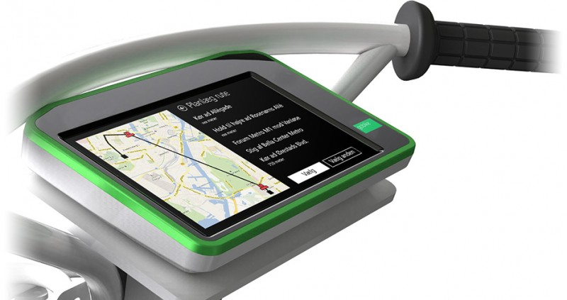 copenhagen bike tablet